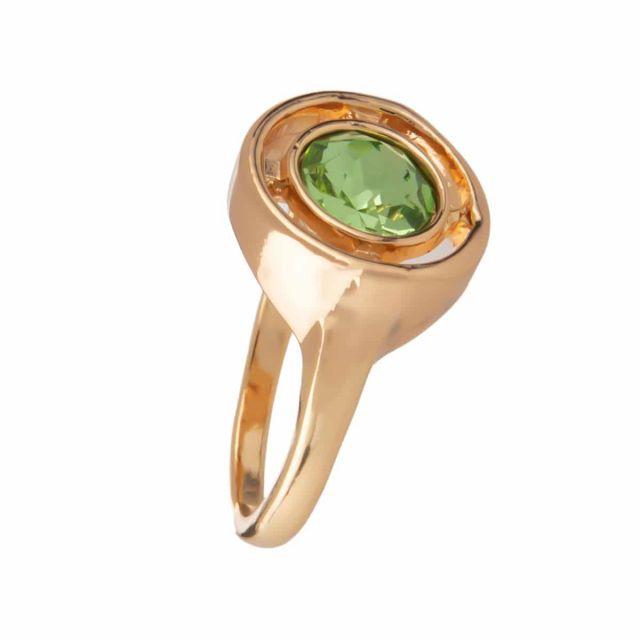 Meriel ring 18 gold Agua