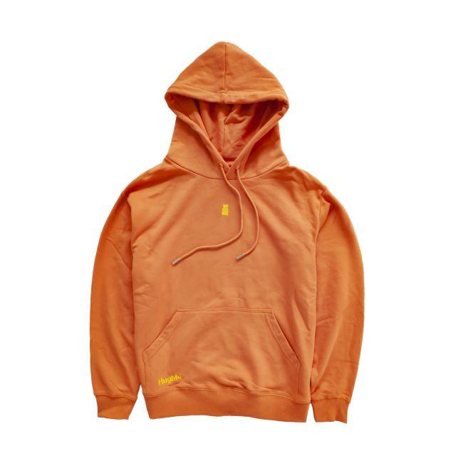 Hugme hoodie Rust L