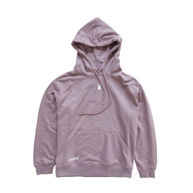 Hugme hoodie Heather L