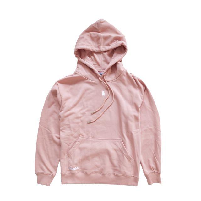 Hugme hoodie Lightpink L