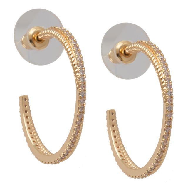 Laurel big ear gold