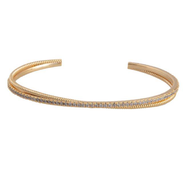 Laurel brace gold