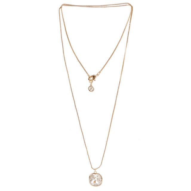 Clara neck 85 gold Clear