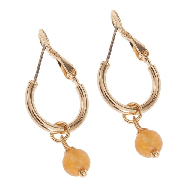 Wisdom ear gold Orange