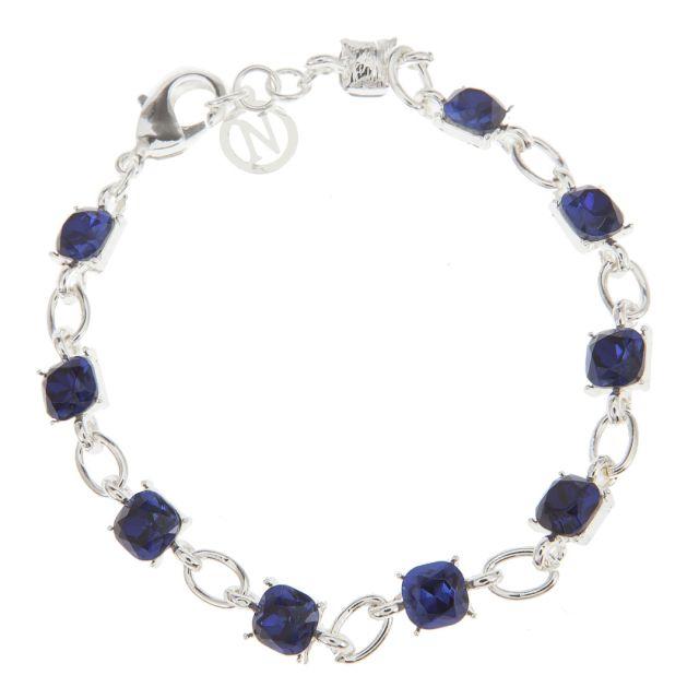 Clara brace chain silver Olive
