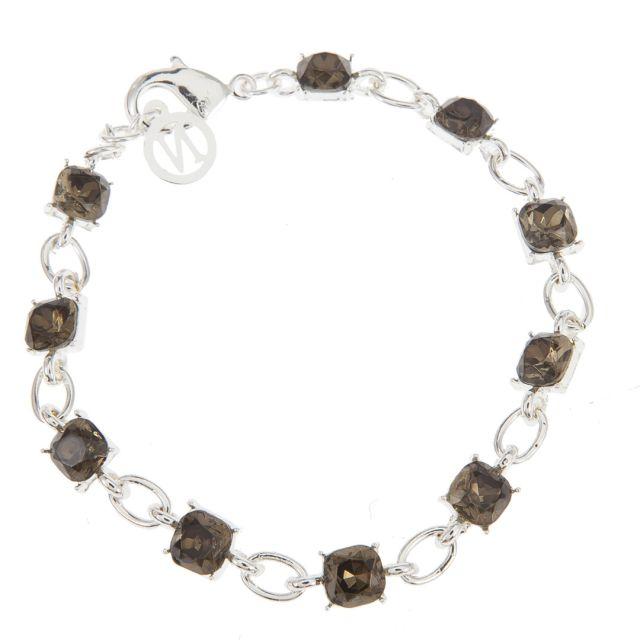 Clara brace chain silver Petrol