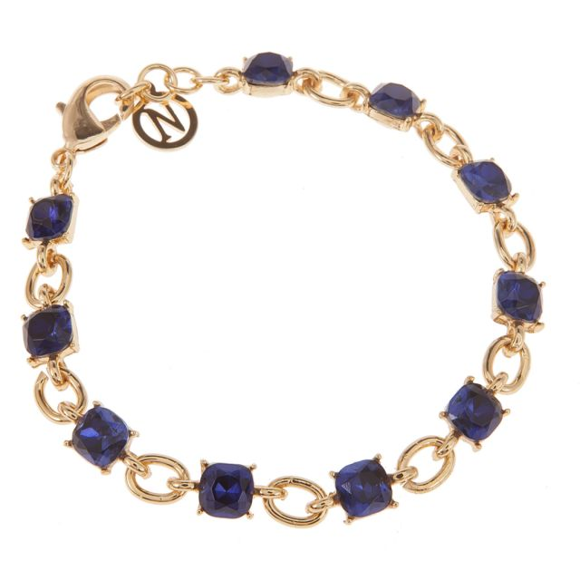 Clara brace chain gold Petrol
