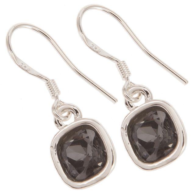 Clara ear silver Grey