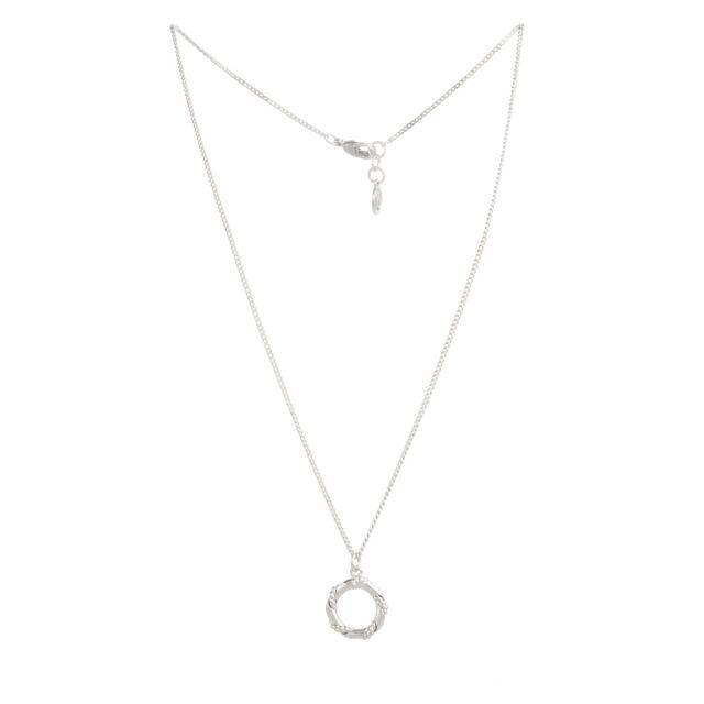 Anchor neck 42 Silver