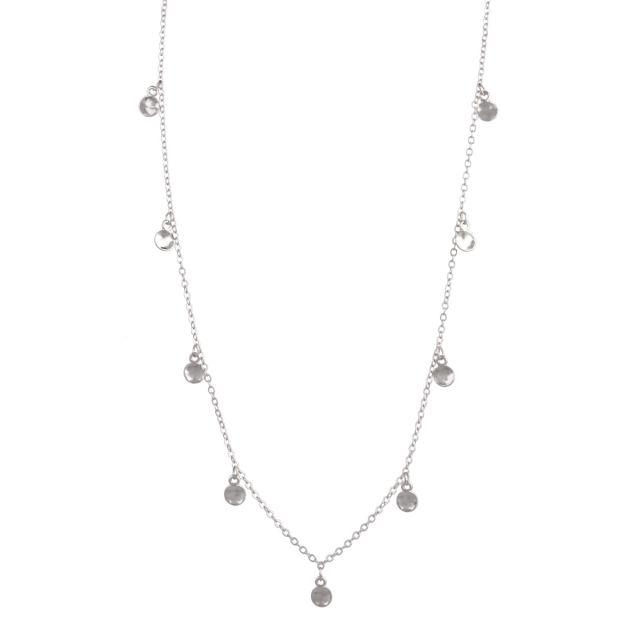 Andrea neck 50 Silver