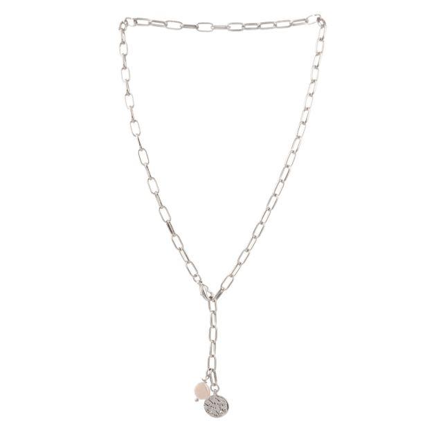 Aspen neck 45 Silver