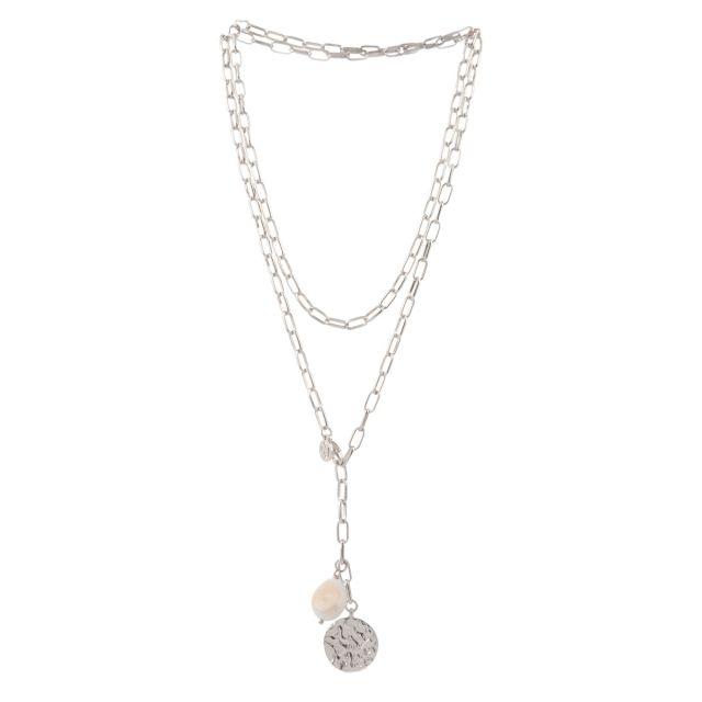 Aspen neck 85 Silver