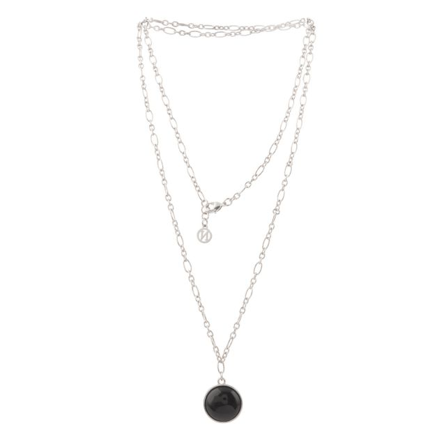 Austin neck 85 silver Black