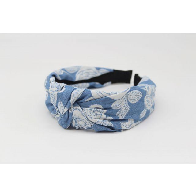Hair ribbon jeans Rose