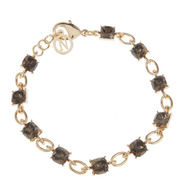 Clara brace chain gold Olive