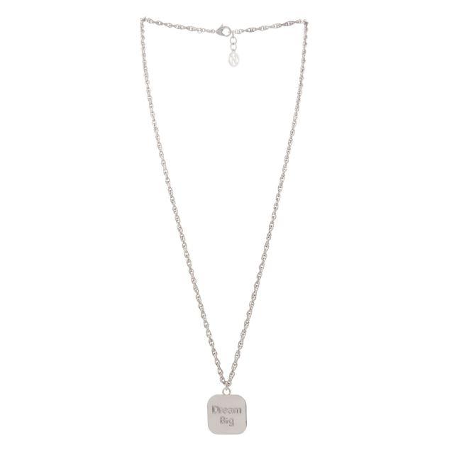 Dream neck 50 Silver
