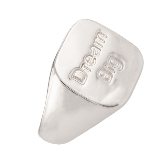Dream ring 17 Silver