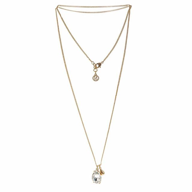 Drop neck 80 gold Clear