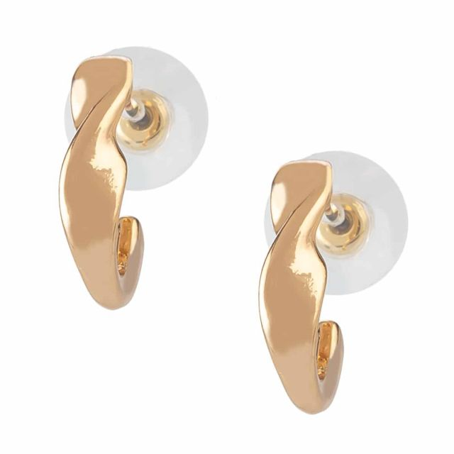 Ear 166 Gold