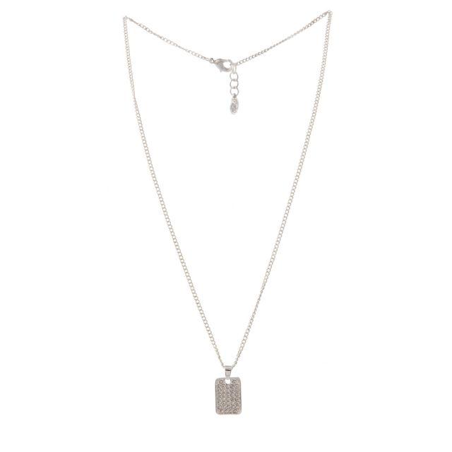 Emerson neck 45 Silver
