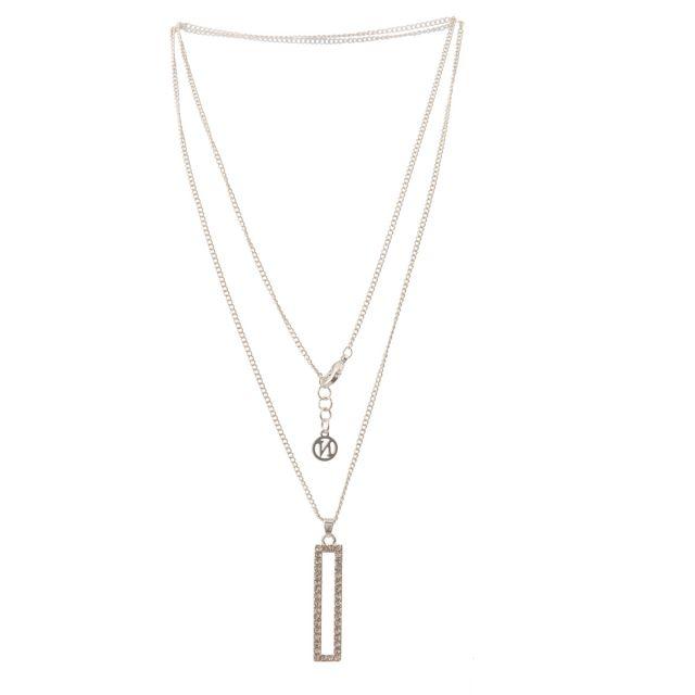 Emerson neck 80 Silver