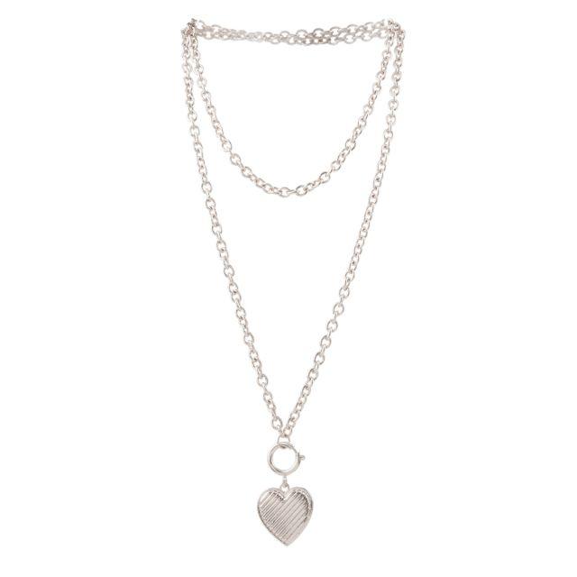 Harmony neck 80 Silver