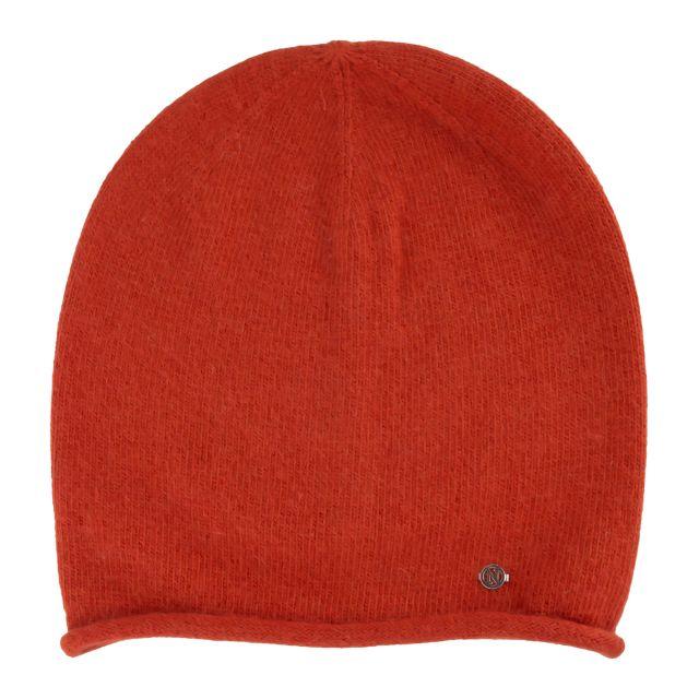 Hat angora Rust