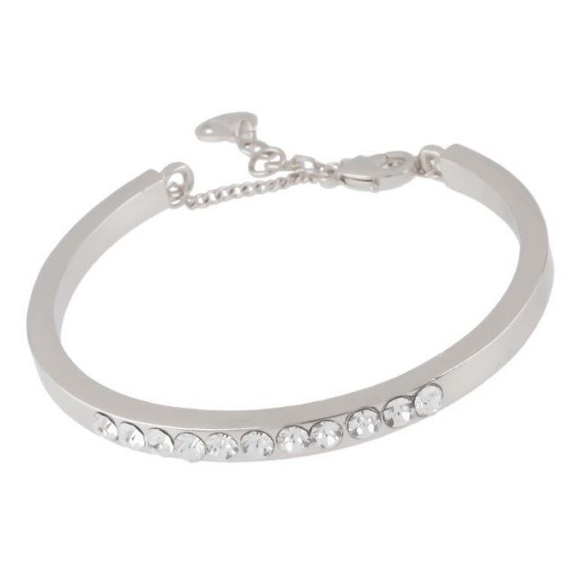 Haven brace silver Clear