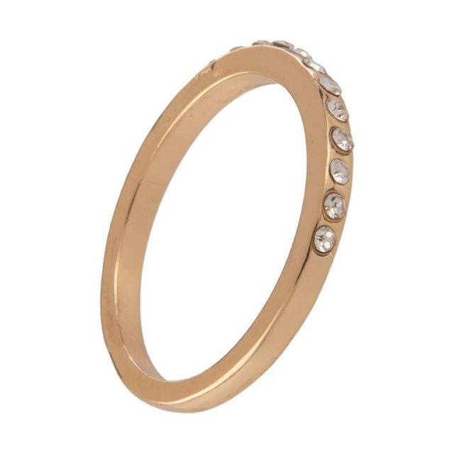 Haven ring 17 gold Clear