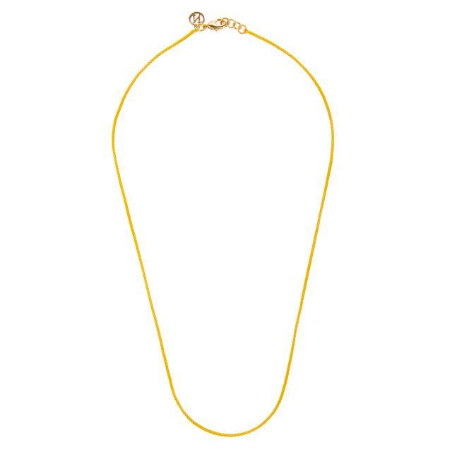 HugMe chain 50 Yellow