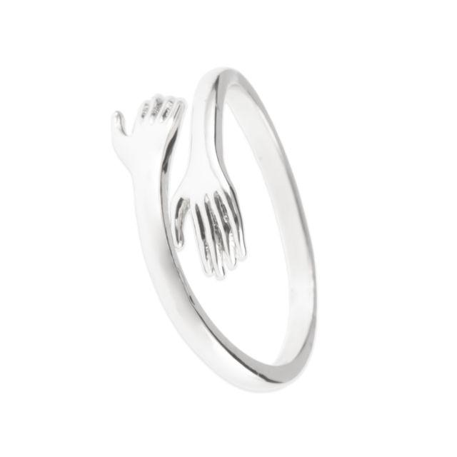 Hugme ring Silver
