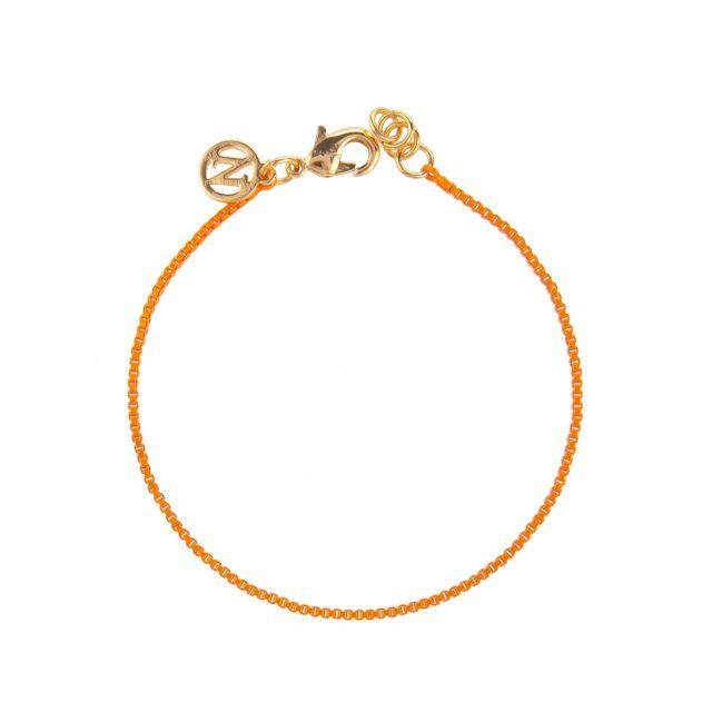 HugMe skinny brace Orange