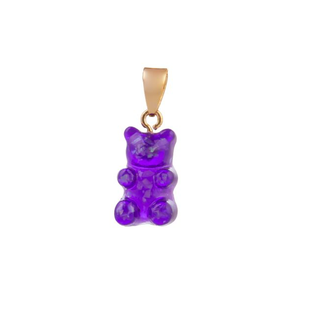 HugMe sparkle Purple