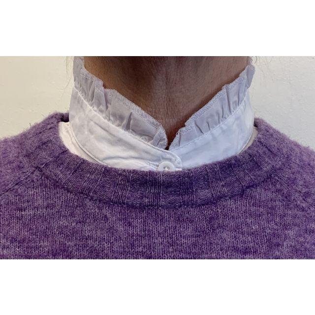 Collar stand White