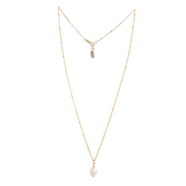 Isabel neck 50 Gold