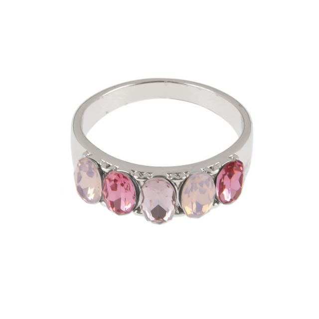 Jordan big ring 17 silver Lilac mix