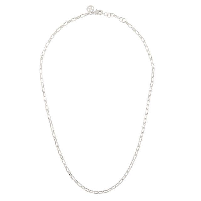 Jordan neck 45 Silver