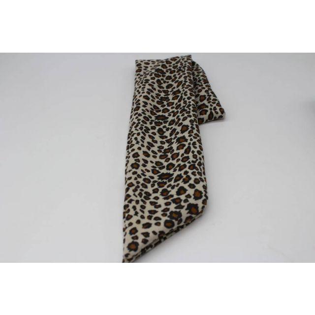 Hair wire leopard Beige