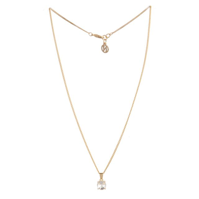 Line neck 42 gold Clear