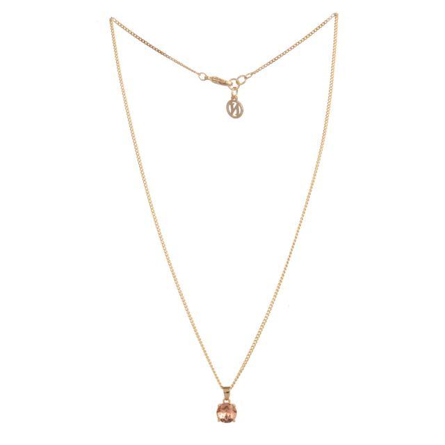 Line neck 42 gold Coral