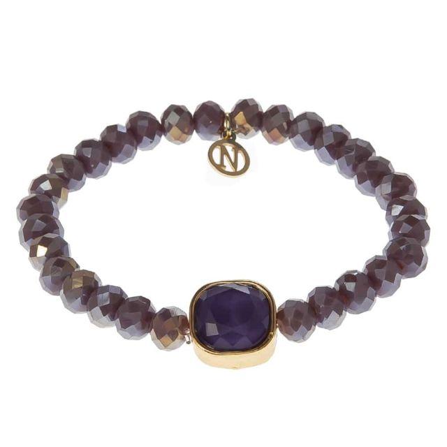 Lori brace gold Purple