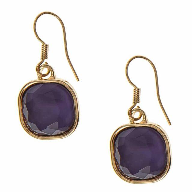 Lori ear gold Purple