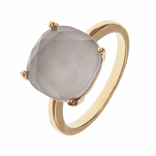 Lori ring 18 gold Lightpink