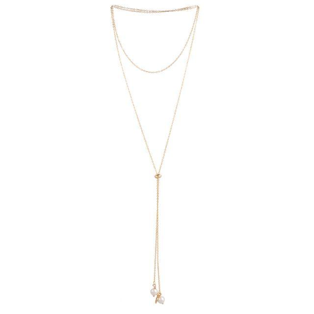 Lydia neck 100 Gold