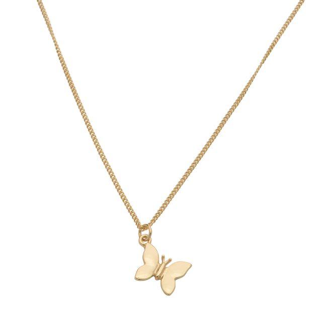 Milly neck 45 plain Gold