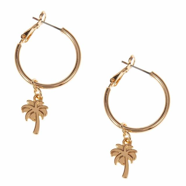 Palm ear Gold