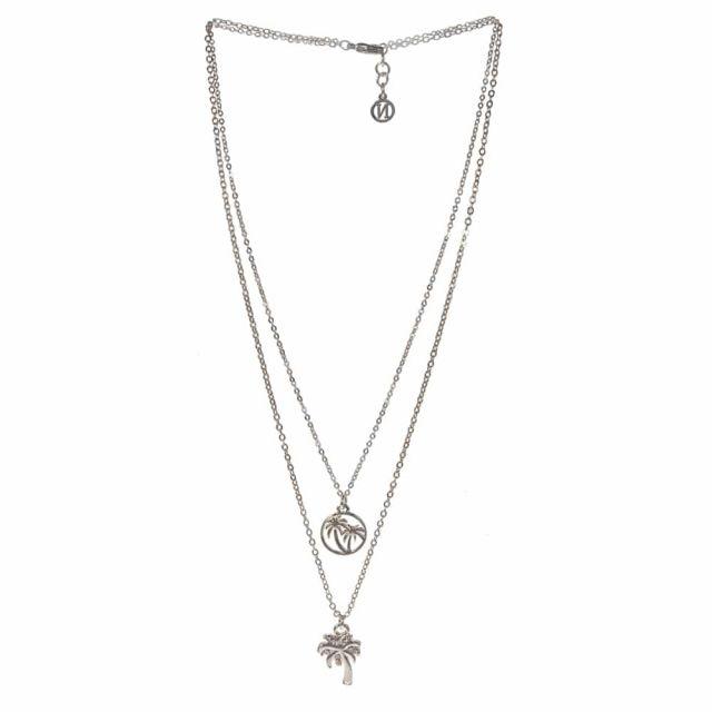 Palm neck 50 Silver