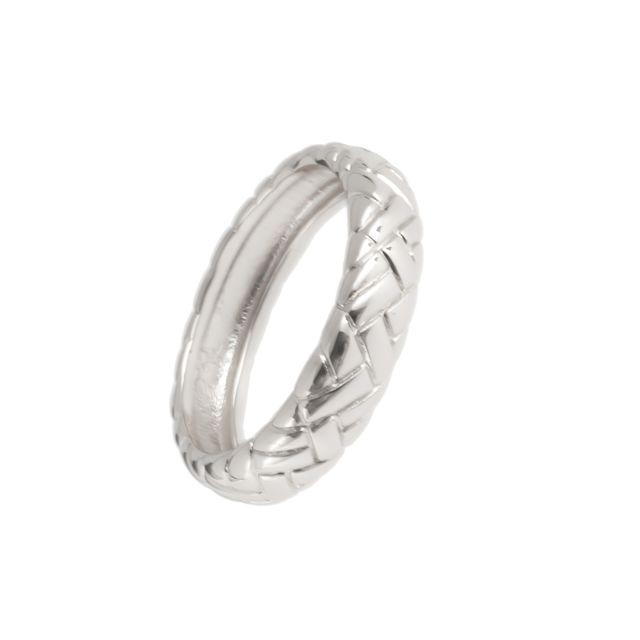 Quinn ring 17 Silver