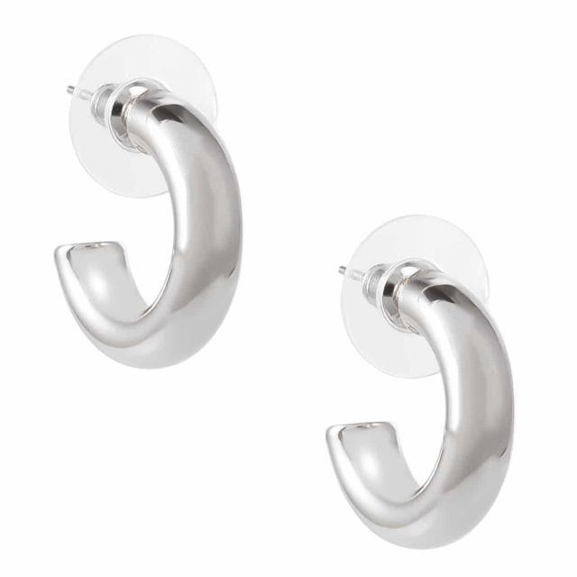 Ritz ear Silver