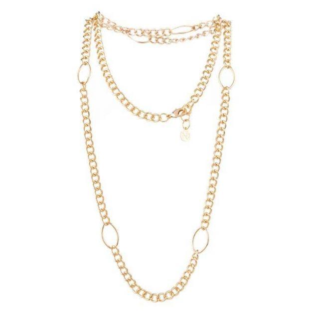 Rumer neck 85 Gold